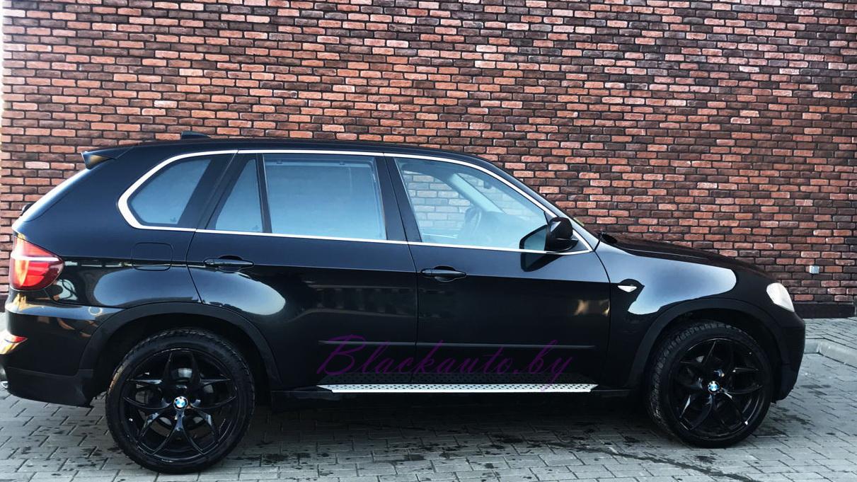 BMW X5 Е70  на Сутки от 80$.
