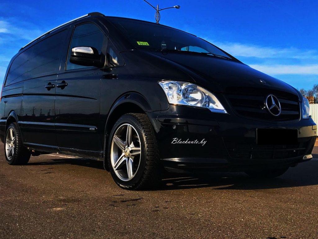 Mercedes Viano 8+1 от 95 Рублей