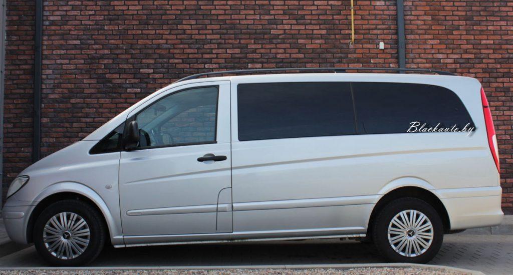 Mercedes Vito 8+1 от 105 Рублей