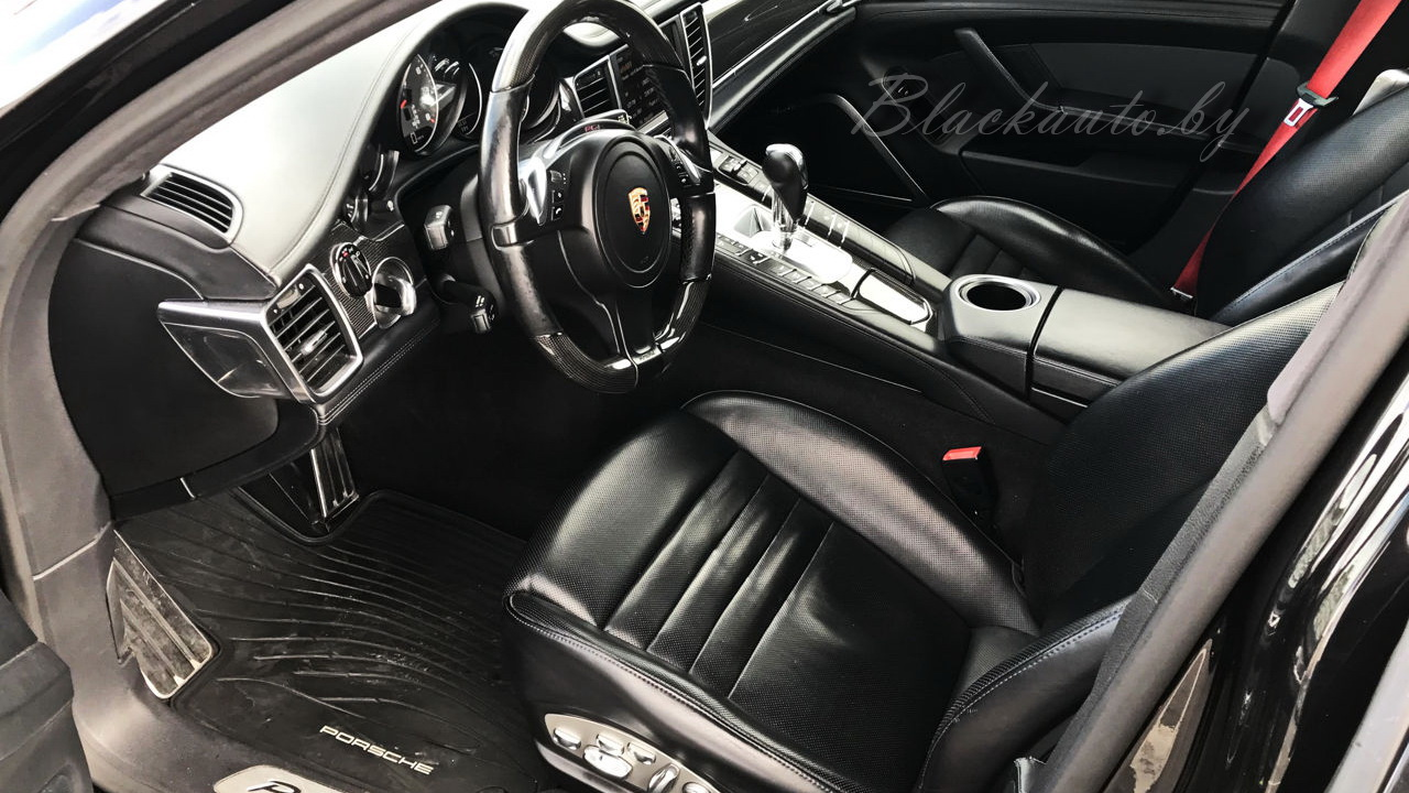 Porsche Panamera GTS на Сутки не дорого