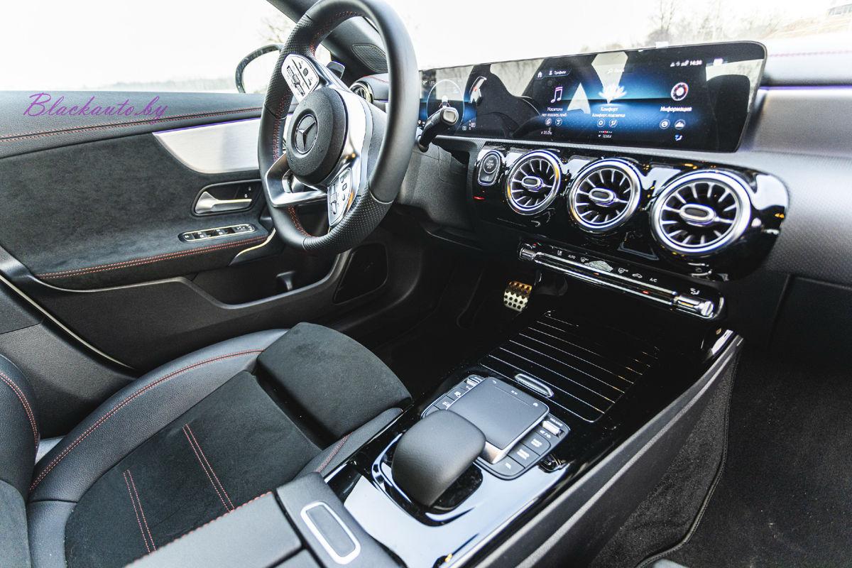 Прокат авто без водителя Mercedes CLA Sport 2020