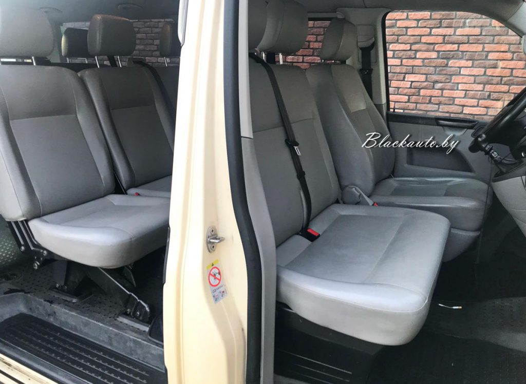 Аренда VW Caravelle с Водителем